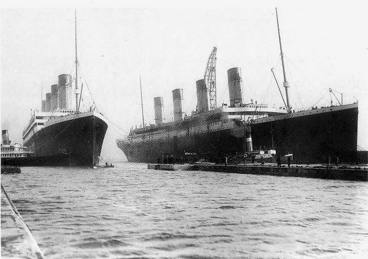 La historia de Violet Jessop Super viviente Titanic