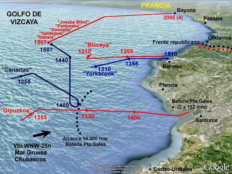 Cabo De Machichaco Mapa.Luis Jar Torre Saber Perdonar Los Bacaladeros Vascos Y El Combate Del Cabo Machichaco