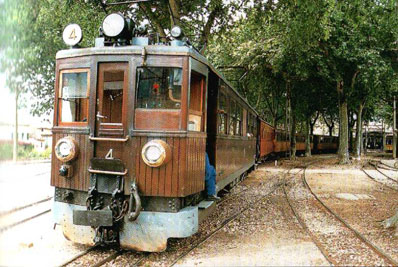 ferrocarril soller: